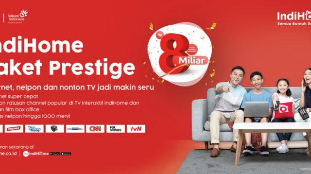 Daftar Layanan Internet Indihome Telkom Kecamatan Palas Lampung Selatan